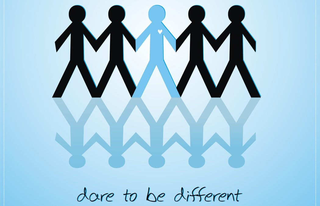 From differentiation to making a difference.