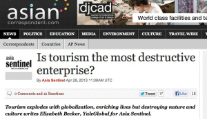 Tourism: a Time of Leadership or a Time For Leadership?