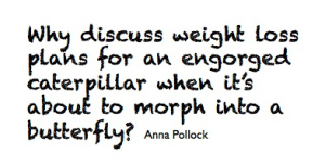 weight loss quote